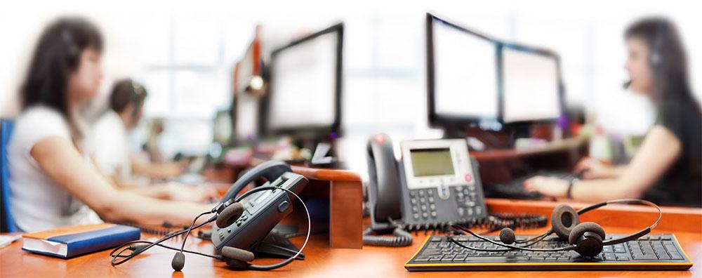 Solutions - PABX/SVI/Centre d'appels/Centrex